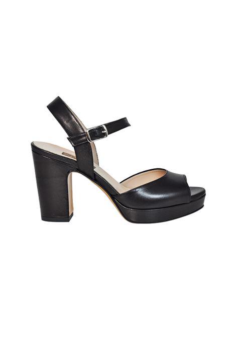 Sandalo nero ALBANO | Sandali | 2173NAPPANERA