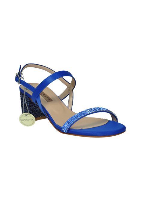 Sandalo raso bluette ALBANO | Sandali | 2181CARASOCINA