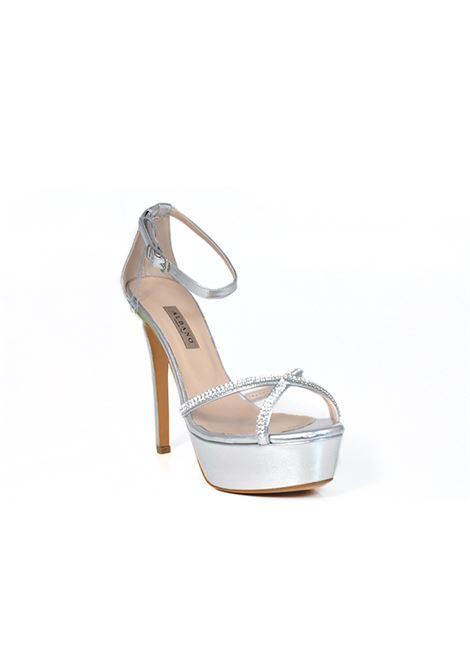 Sandalo argento con strass ALBANO | Sandali | 2198SOFTARGENTO