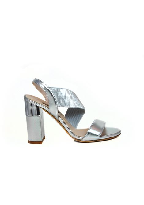 Sandalo Argento con elastico ALBANO | Sandali | 2202SOFTARGENTO