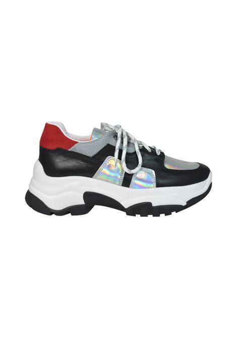 Sneakers multicolor ALBANO | Ginnica | 2246NAPPANERA