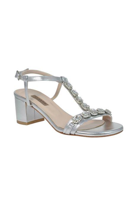 Sandalo con strass ALBANO | Sandali | 2259SOFTARGENTO