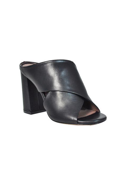 Sandalo nero ALBANO | Sandali | 2929NAPPANERA