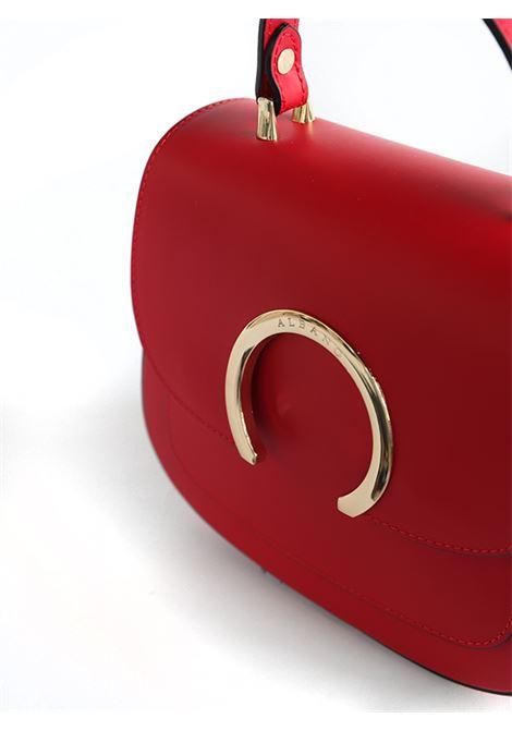 Borsa rigida rossa ALBANO | Borse | B112PELLEROSSA