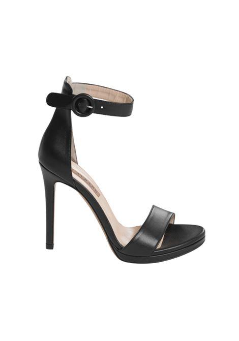 Sandalo alto nero ALBANO | Sandali | 4050SOFTNERO