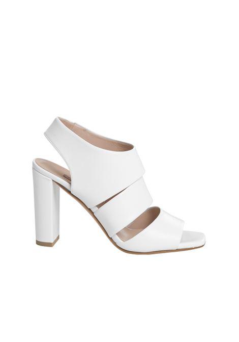 Sandalo bianco ALBANO | Spuntati | 4134NAPPABIANCA