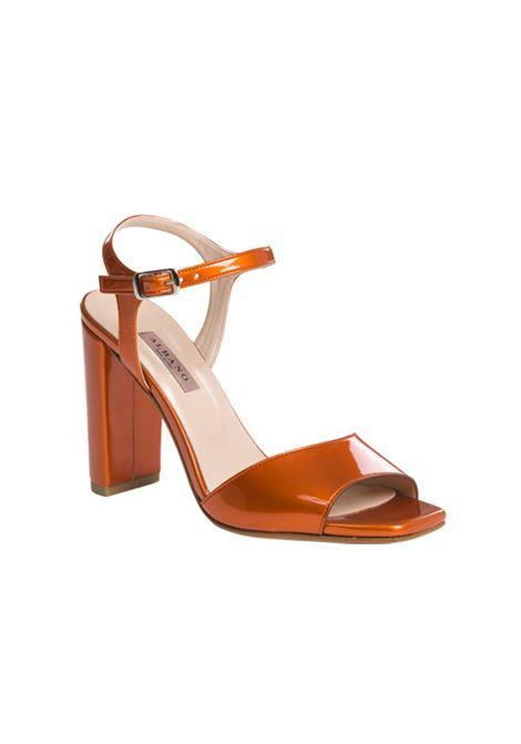 Sandalo in vernice ALBANO | Sandali | 4137VERNICEMAGMA