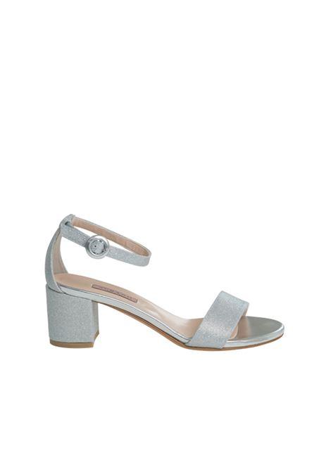 Sandalo argento ALBANO | Sandali | 4139MESHARGENTO