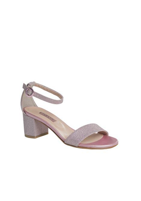 Sandalo rosa ALBANO | Sandali | 4139MESHROSA