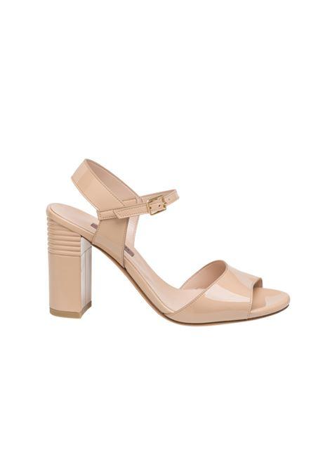 Sandalo vernice nude ALBANO | Sandali | 4146VERNICENUDE
