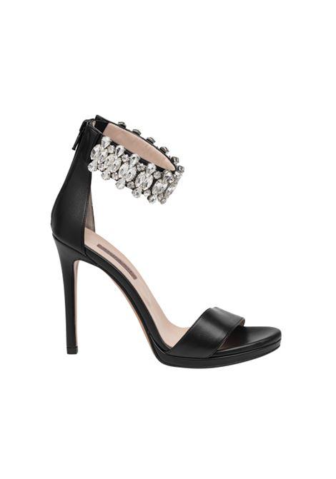 Sandalo alto con accessorio ALBANO | Sandali | 4239SOFTNERO