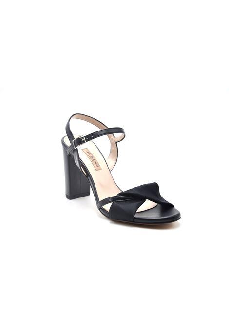 Sandalo nero ALBANO | Sandali | 4004SOFTNERO