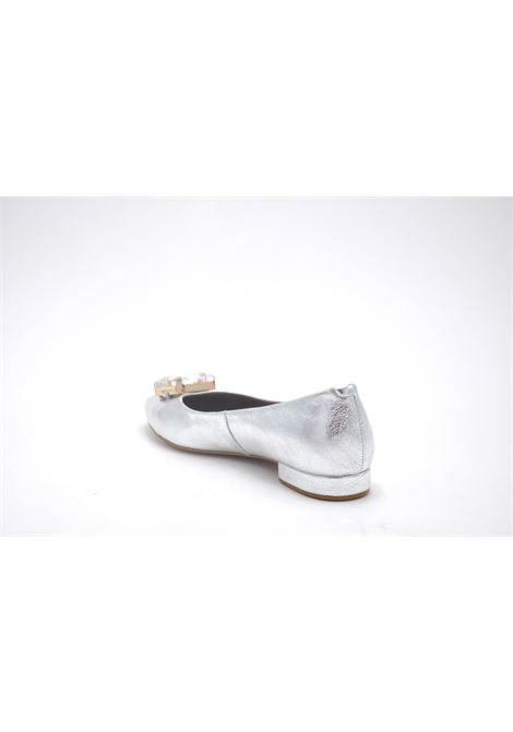 Ballerina argento ALBANO | Ballerine | 4089NAPPAARGENTO