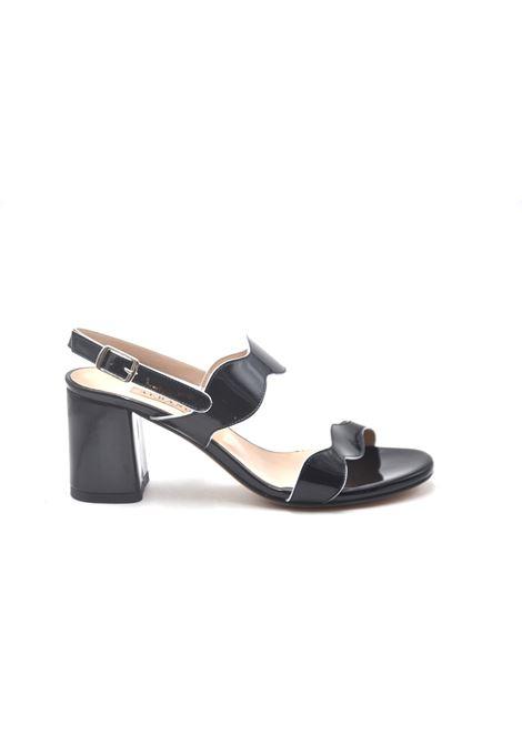 Sandalo in vernice nero ALBANO | Sandali | 4172VERNICENERA