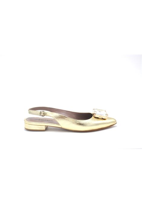 Ballerina oro ALBANO | Sandali | 4192NAPPAPLATINO