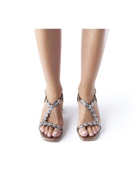 Sandalo bronzo ALBANO | Sandali | 8043VERNICEBRONZO
