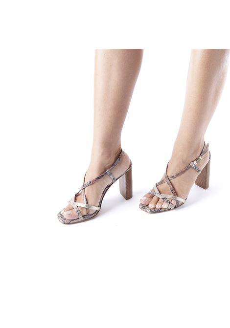 Sandalo pitonato ALBANO | Sandali | 8104PITONEROCCIA