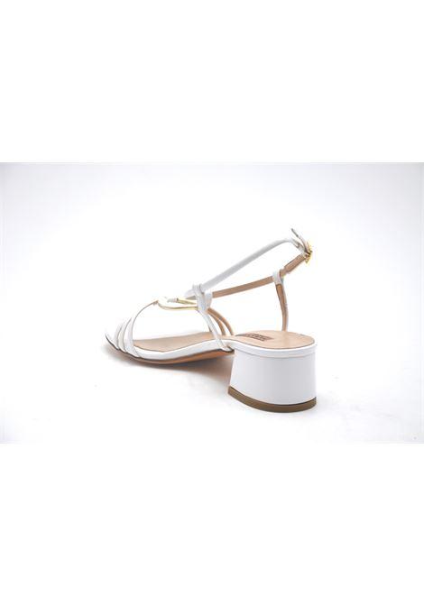 Sandalo bianco ALBANO | Sandali | 8114VERNICEBIANCA