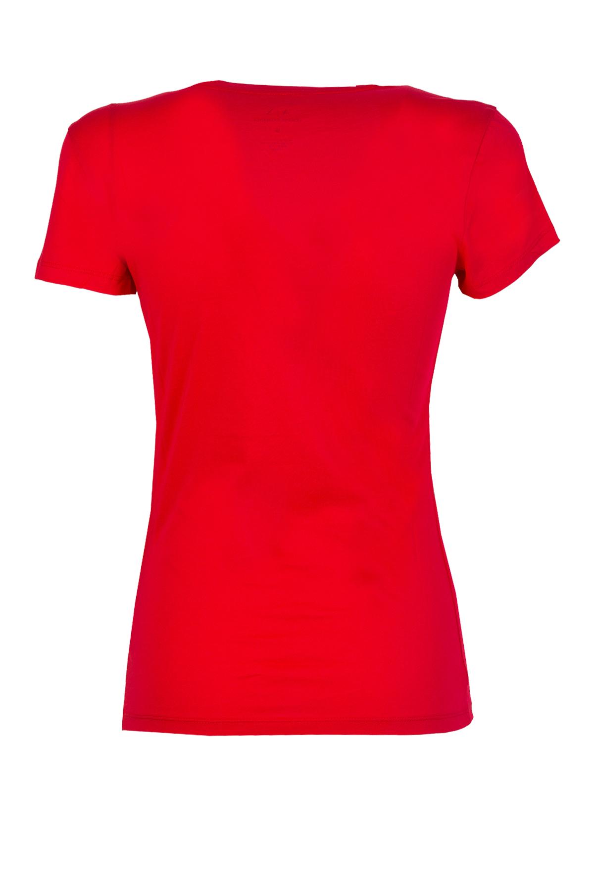 T-SHIRT CON LOGO AX ARMANI EXCHANGE | T-shirt | 3ZYTAJYJA8Z1429LOLLIPOP