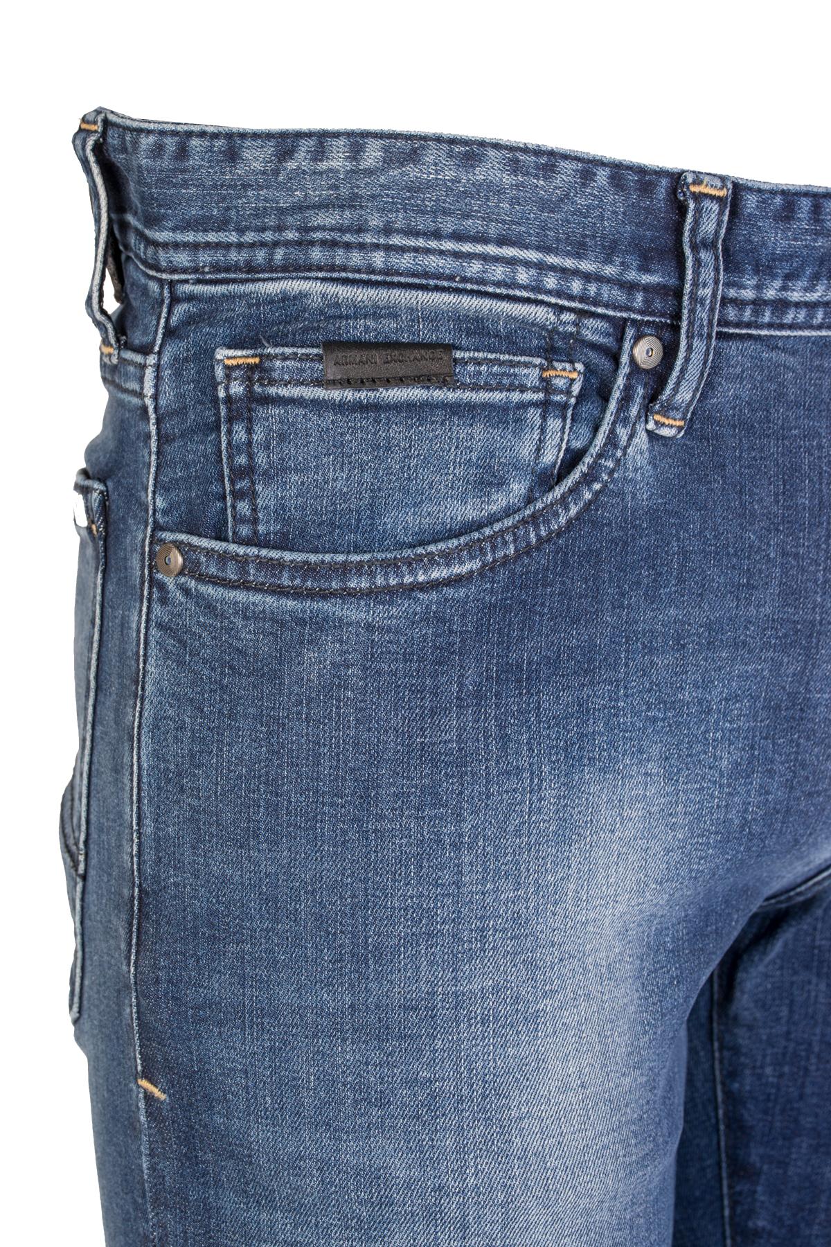 JEANS REGULAR FIT AX ARMANI EXCHANGE | Jeans | 3ZZJ14Z1CVZ1500DENIMINDIGO