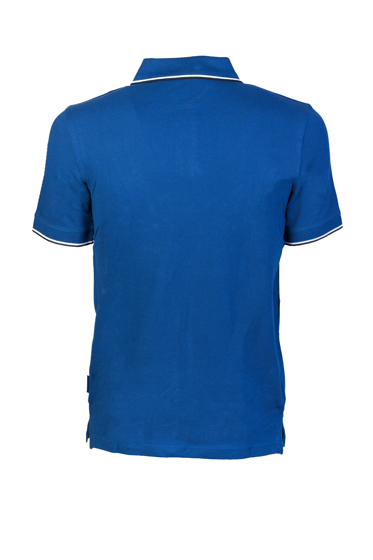 POLO CON BORDI A CONTRASTO AX ARMANI EXCHANGE | Polo | 8NZF75Z8M5Z1520DEEPBLUE
