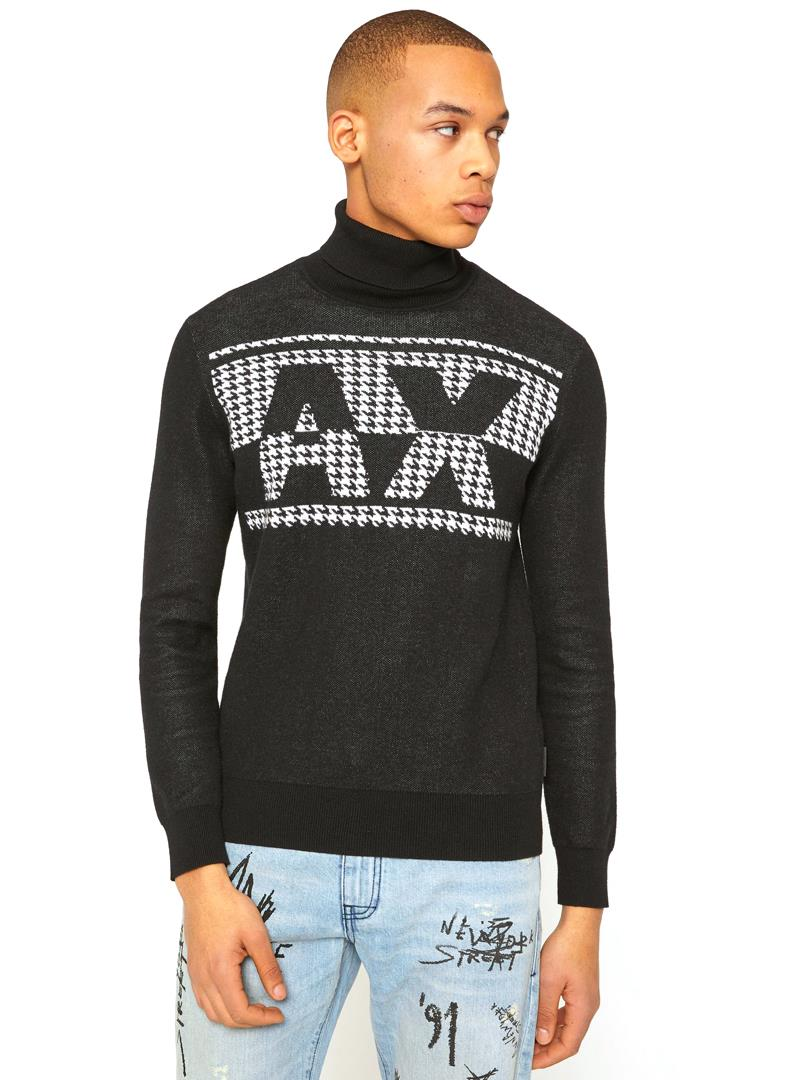 AX ARMANI EXCHANGE |  | 6ZZM2LZMU1Z1200BLACK