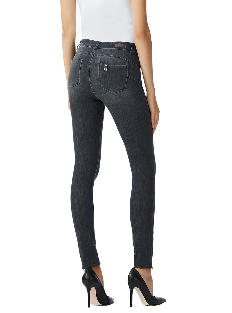 JEANS BOTTOM UP A VITA ALTA LIU JO BLUE DENIM | Jeans | U68011D425187184DENGREYBOUQUETTEW