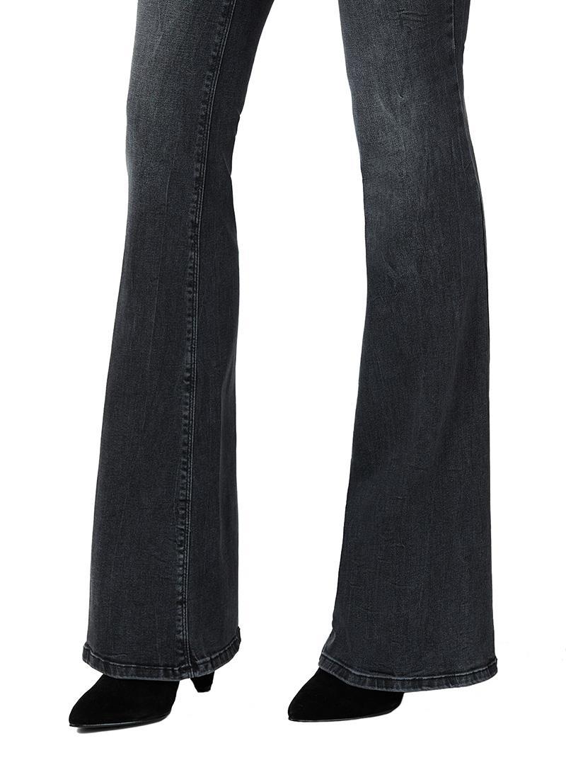 JEANS BOTTOM UP REG W LIU JO BLUE DENIM | Jeans | U68019D425687189DENBLACKRENDERW