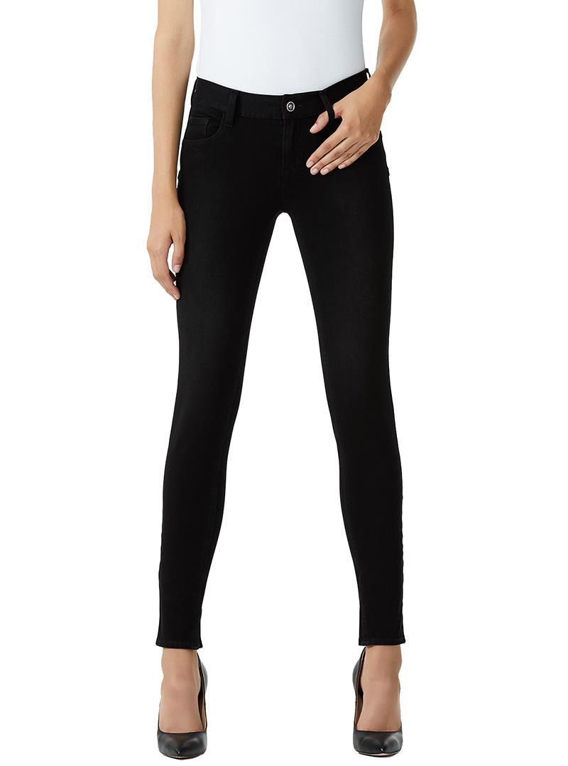 JEANS BOTTOM UP FABULOUS LIU JO BLUE DENIM | Jeans | UXX032D419987174DENBLACKLOFTYWASH
