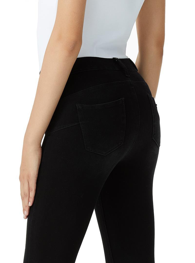 JEANS BOTTOM UP DIVINE LIU JO BLUE DENIM | Jeans | UXX037D419987174DENBLACKLOFTYWASH