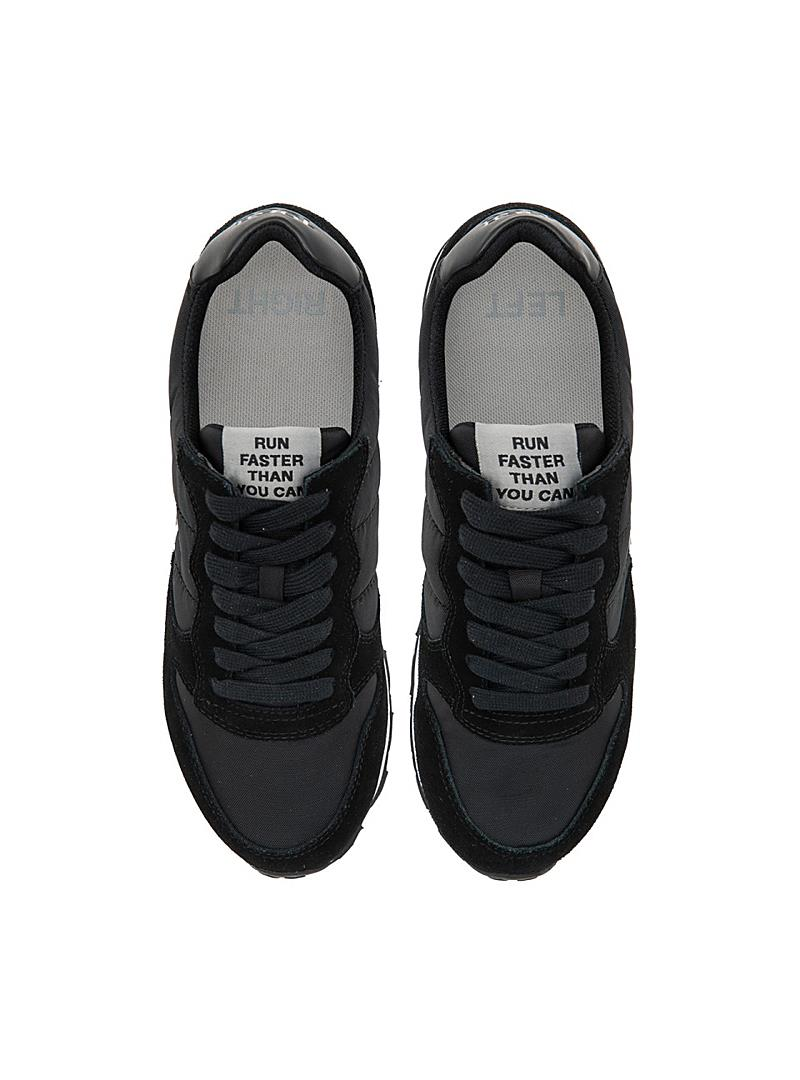 SNEAKERS TOM SOLID NYLON SUN68 | Sneakers | Z2810111NERO