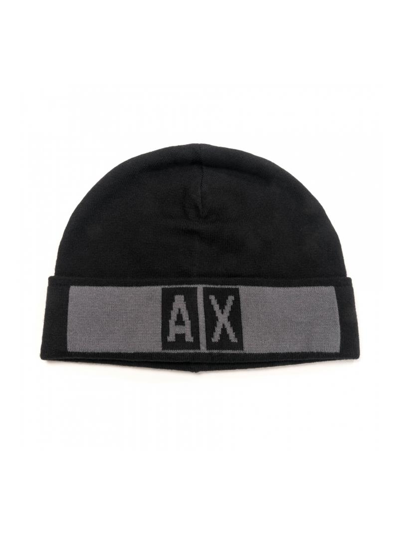 CAPPELLO AX ARMANI EXCHANGE | Cappello | 6GZ41AZMS4Z6219BLACKIRONGATE