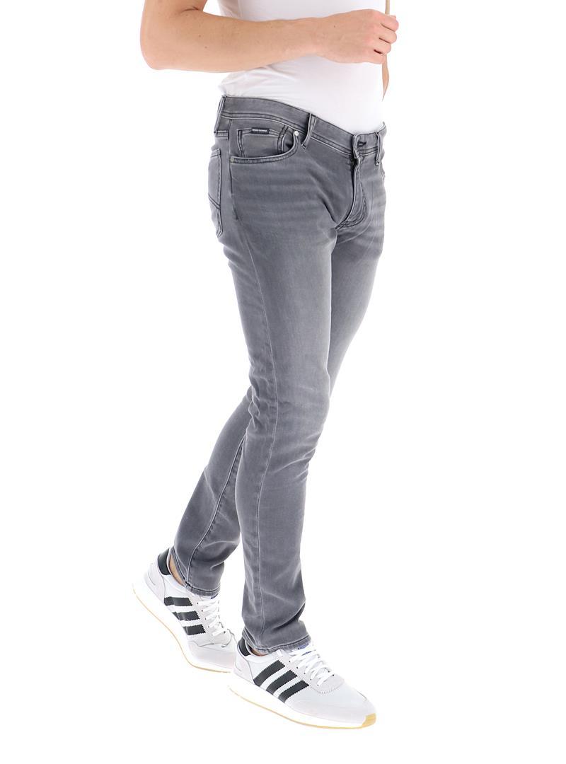 JEANS 5 TASCHE IN DENIM SKINNY AX ARMANI EXCHANGE | Jeans | 6GZJ14Z1RNZ0904GREYDENIM