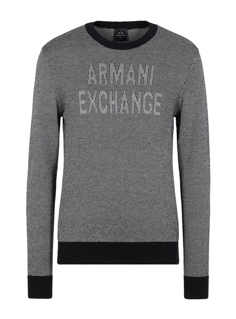 AX ARMANI EXCHANGE |  | 6GZM1HZMP5Z5297BLACKMARAGEGRAY