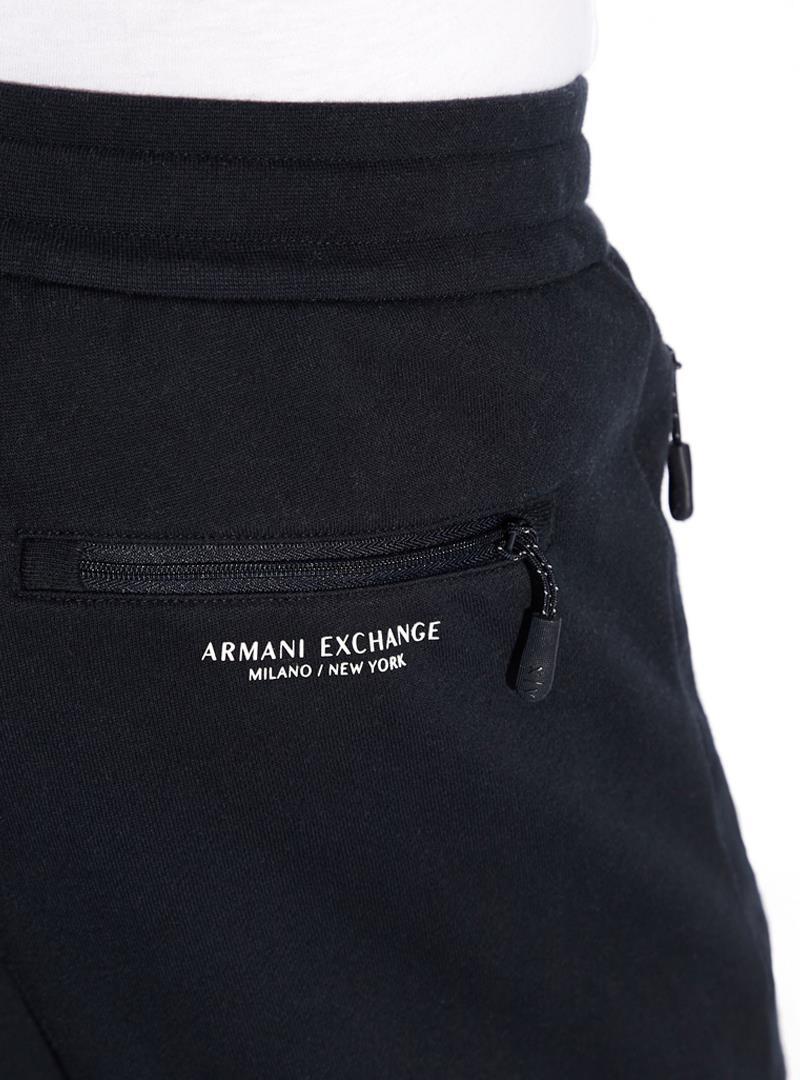 JOGGER NAVY AX ARMANI EXCHANGE | Pantalone | 8NZP73ZJZ1Z1510NAVY