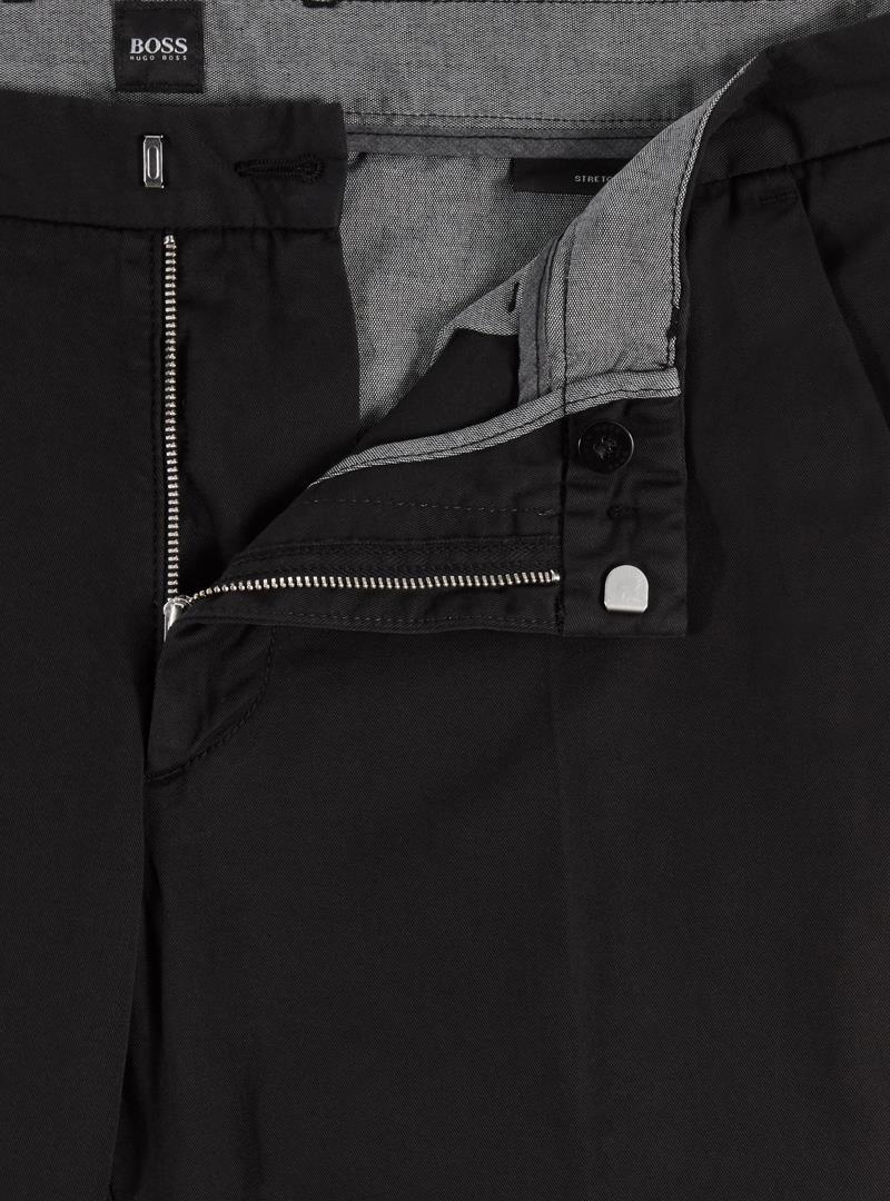 PANTALONE CHINO BOSS | Pantalone | 50410310KAITO1001BLACK