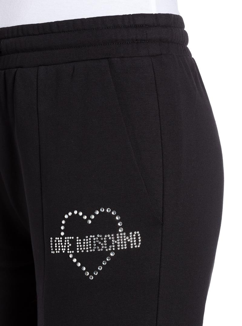 LOVE MOSCHINO |  | W151301E1958C74BLACK