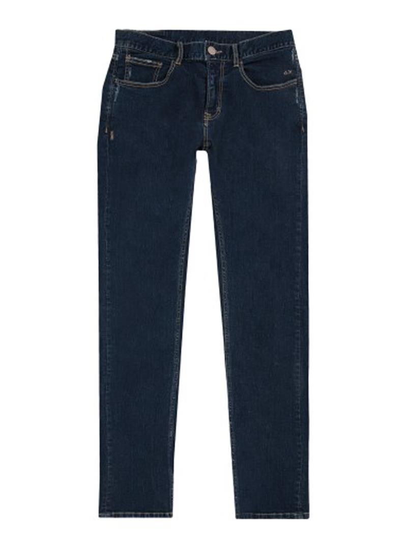 JEANS DENIM CLEAN SUN68 | Jeans | D2910107NAVYBLUE