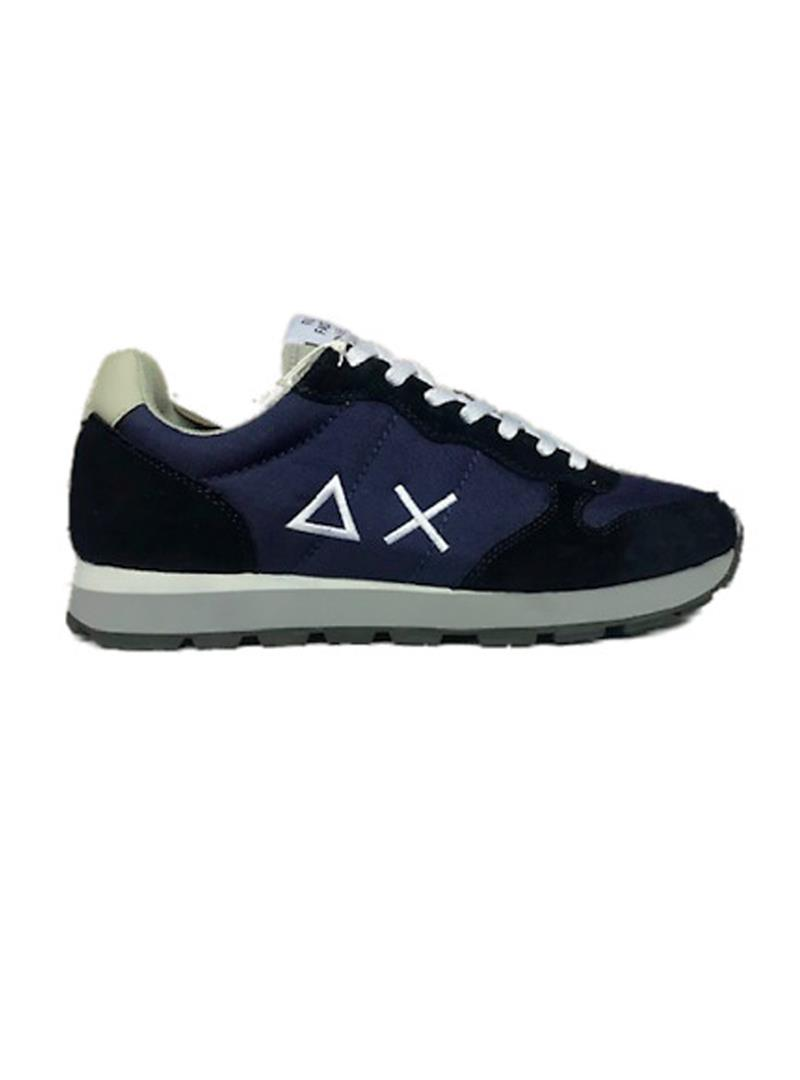 SNEAKERS TOM SOLID NYLON SUN68 | Sneakers | Z291010706NAVYBLUE