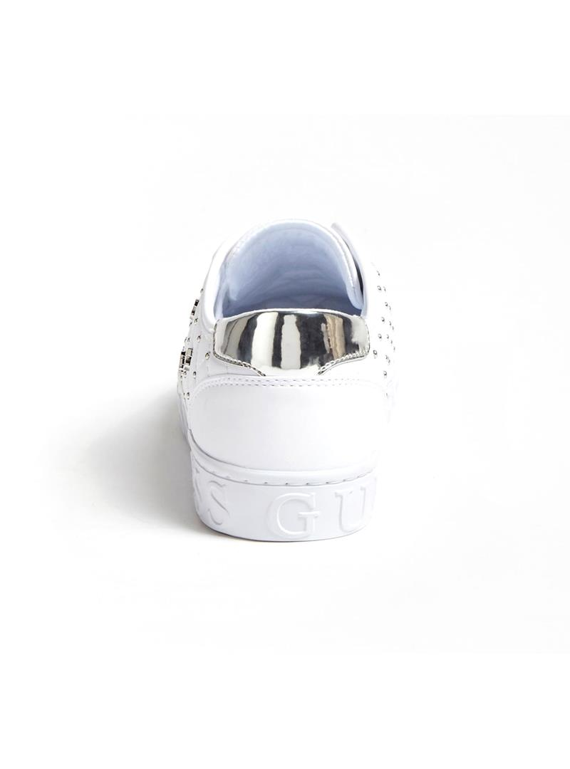 SNEAKERS GLADISS ACTIVE GUESS | Sneakers | FL5GLAELE12WHITE