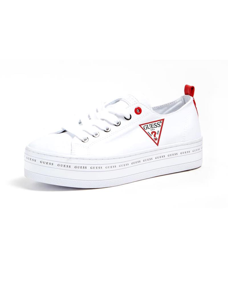 SNEAKERS BRIGS ACTIVE LADY GUESS | Sneakers | FL6BRSFAB12WHITE