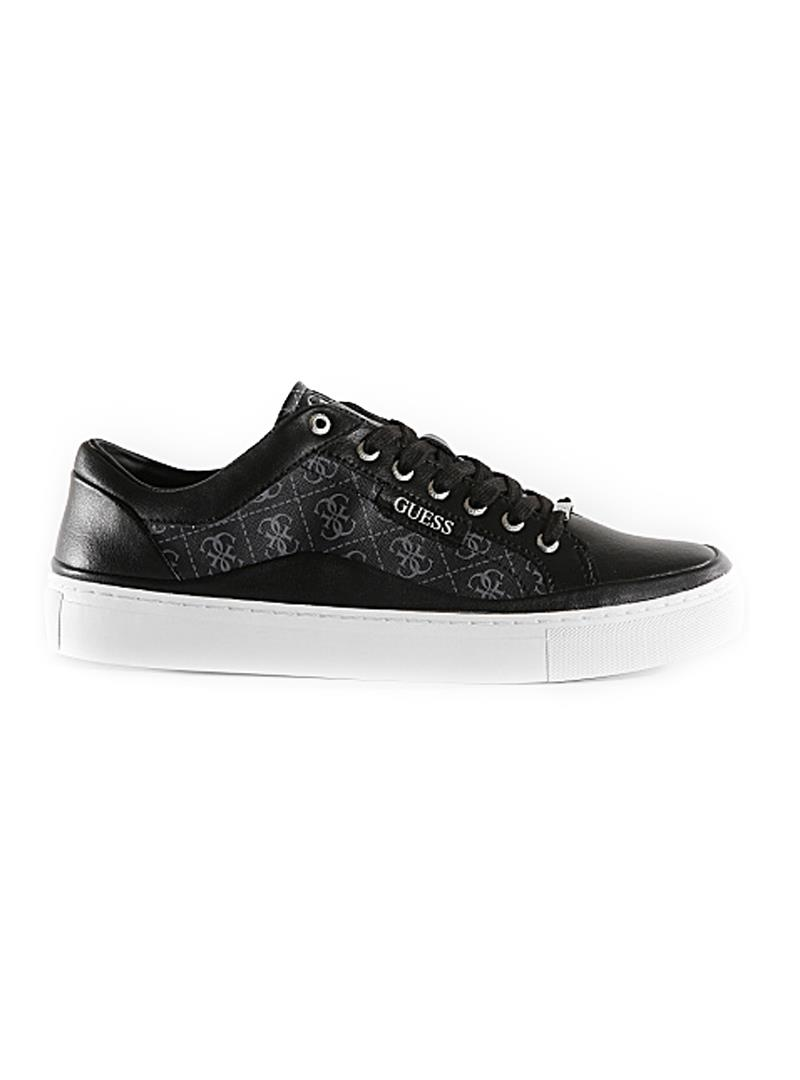 SNEAKERS LARRY GUESS | Sneakers | FM5LARFAL12BLACKGREY