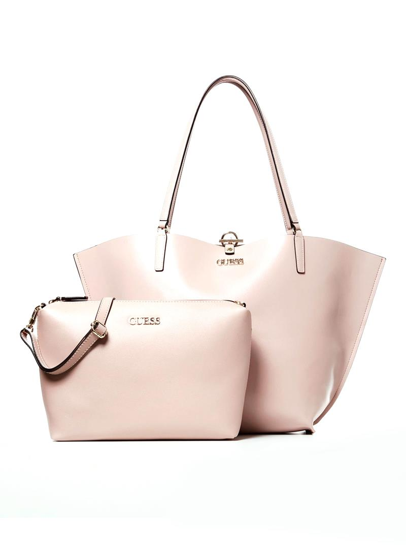 BORSA ALBY TOGGLE GUESS | Borsa | HWSG7455230BNBBROWNBLUSH