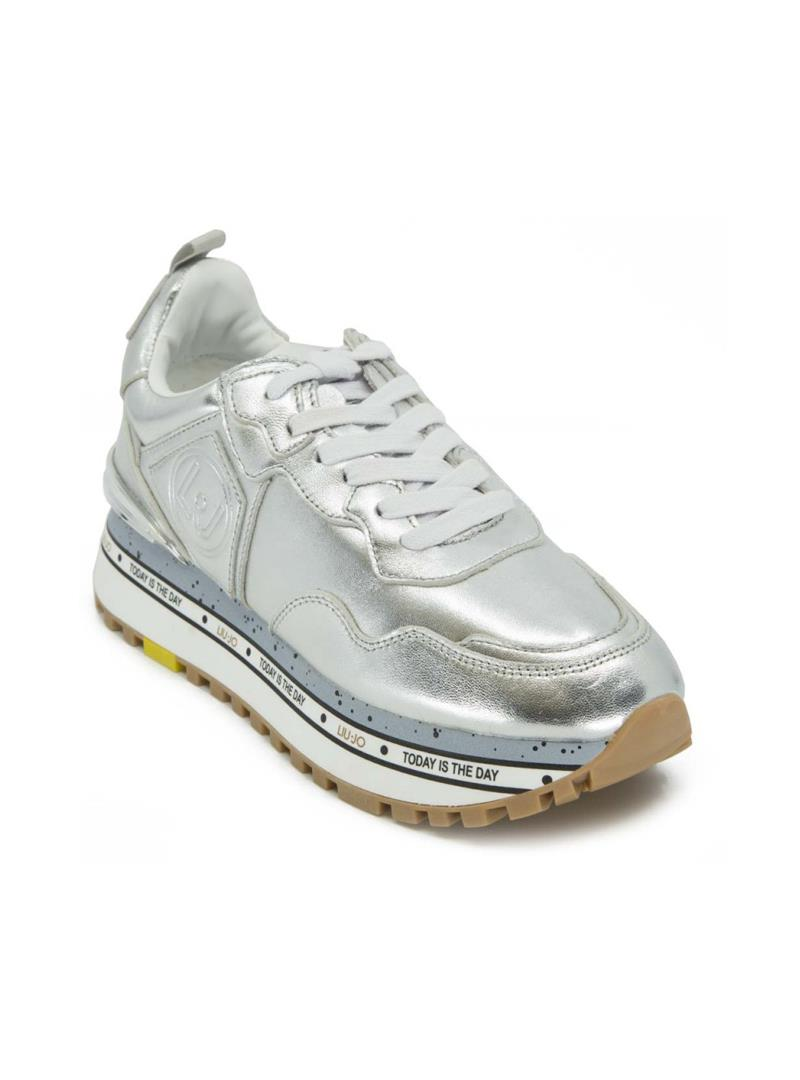 SNEAKERS MAXI ALEXA LIU JO SHOES | Sneakers | BXX051P023100532METALLICSILVER