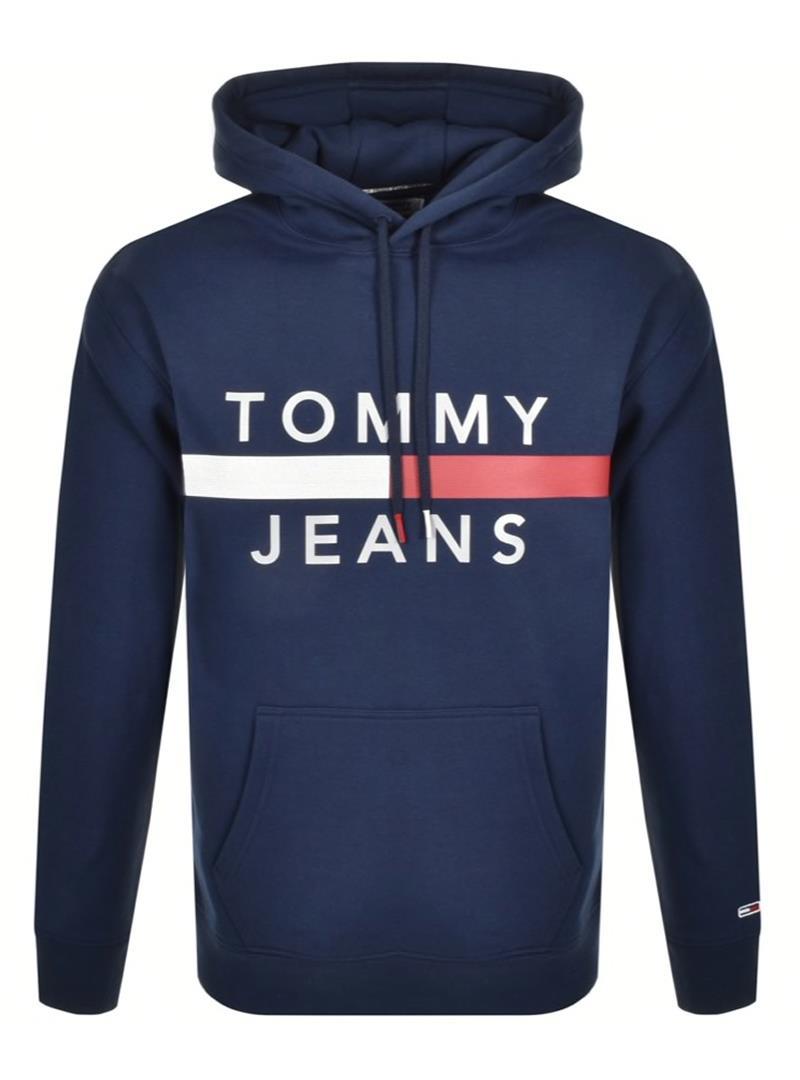 TOMMY JEANS |  | DM0DM07410CBKBLACKIRIS