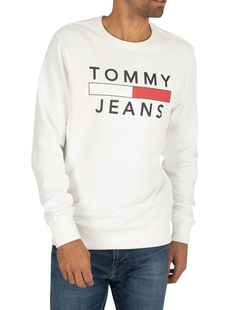 TOMMY JEANS |  | DM0DM07413YA2CLASSICWHITE