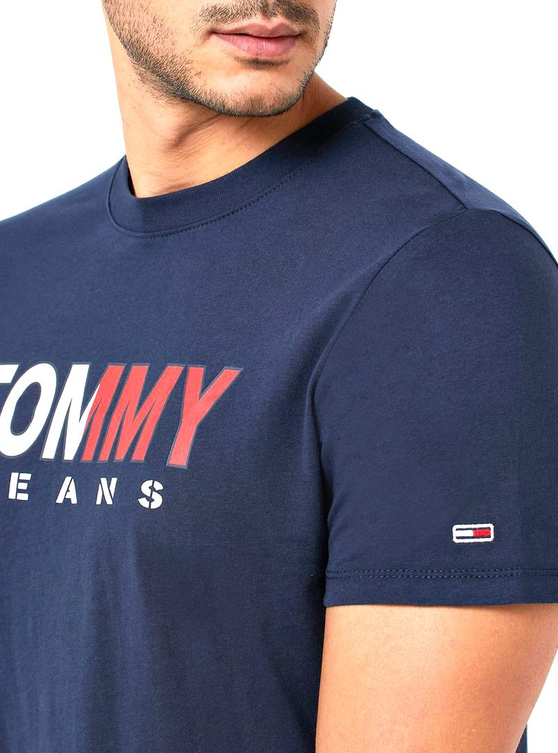 TOMMY JEANS |  | DM0DM07440CBKBLACKIRIS