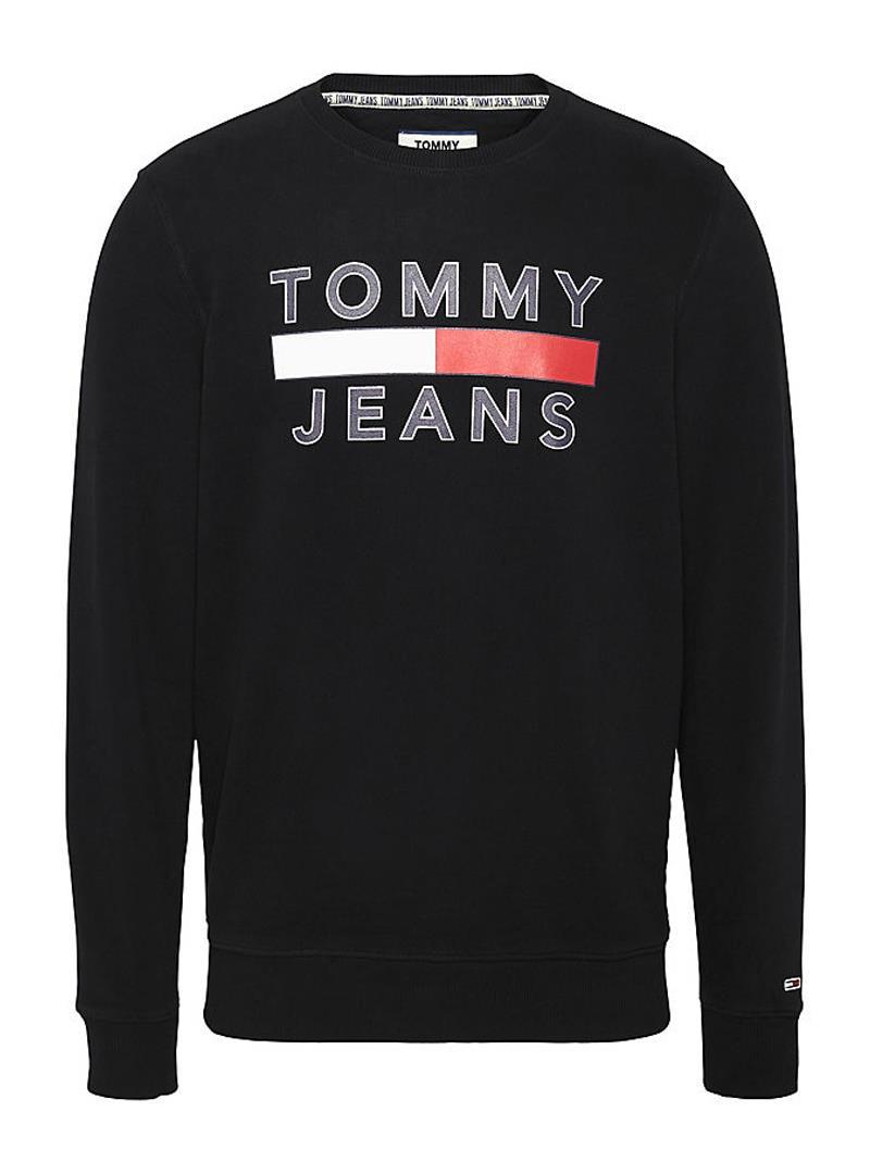 TOMMY JEANS      DM0DM07614CBKBLACKIRIS