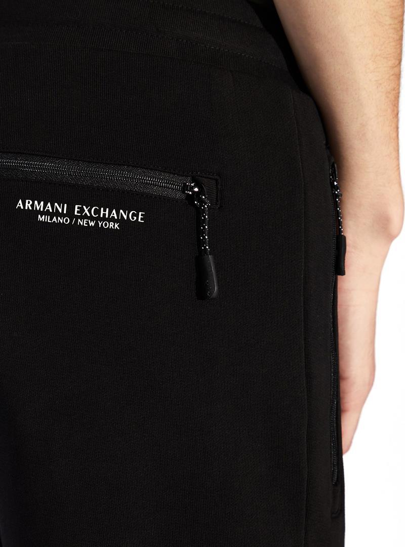 PANTALONE DA JOGGING AX ARMANI EXCHANGE | Pantalone | 8NZP73ZJKRZ1200BLACK