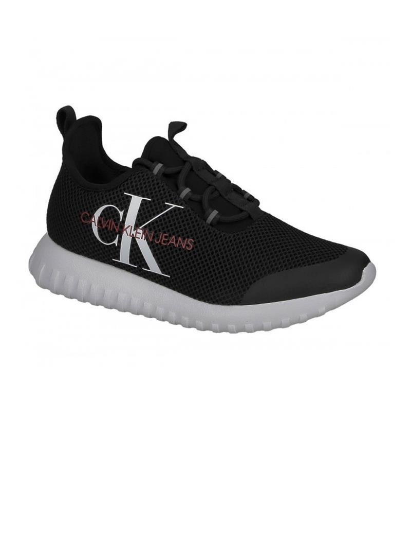 SNEAKERS ROSILEE SLIP ON MESH CALVIN KLEIN | Sneakers | B4R1640001BLACK